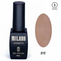 Гель-лак Milano №015