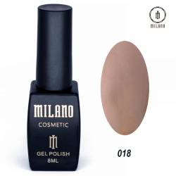 Гель-лак Milano №018
