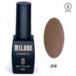 Гель-лак Milano №019