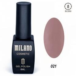Гель-лак Milano №021