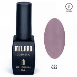 Гель-лак Milano №022