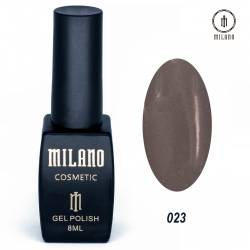 Гель-лак Milano №023