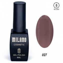 Гель-лак Milano №027