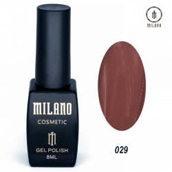 Гель-лак Milano №029