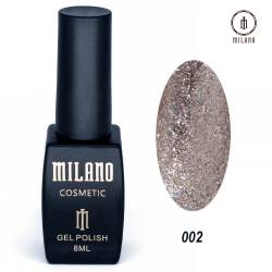 Гель-лак Milano Shine Collection №02