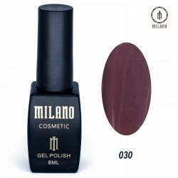 Гель-лак Milano №030
