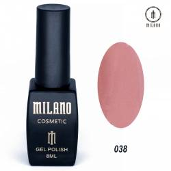 Гель-лак Milano №038
