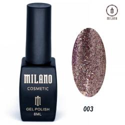 Гель-лак Milano Shine Collection №03
