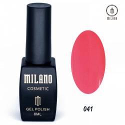 Гель-лак Milano №041