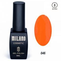 Гель-лак Milano №046