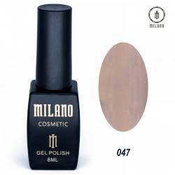 Гель-лак Milano №047