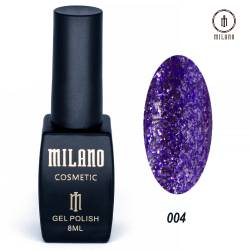 Гель-лак Milano Shine Collection №04