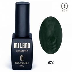 Гель-лак Milano №074