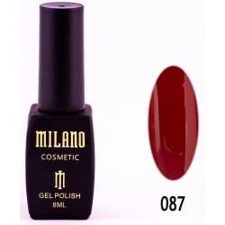 Гель-лак Milano №087