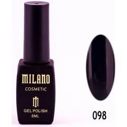 Гель-лак Milano №098