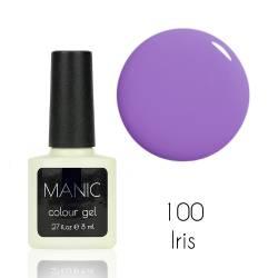 Гель-лак для ногтей MANIC №100
