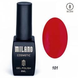 Гель-лак Milano №101