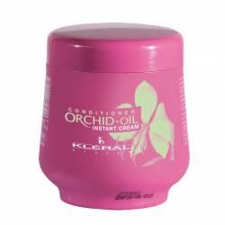 Кондиционер мгновенного действия Kleral Orchid-Oil Keratin Istant Cream 250 ml