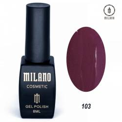 Гель-лак Milano №103