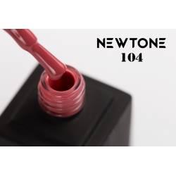 Гель-лак Newtone №104