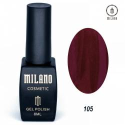 Гель-лак Milano №105