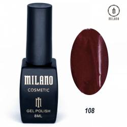 Гель-лак Milano №108
