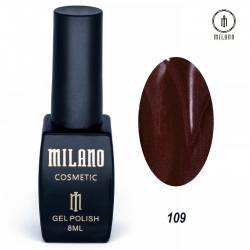 Гель-лак Milano №109