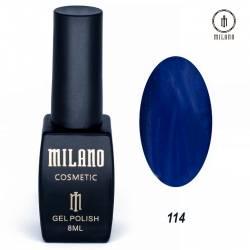 Гель-лак Milano №114
