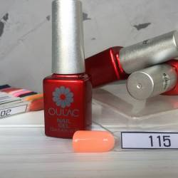 Гель-лак Oulac NEW 12 ml №115