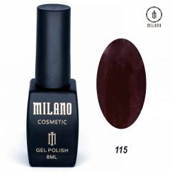 Гель-лак Milano №115