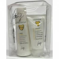 Набор (шампунь 100 ml + маска 50 ml) Vitalitys Intensive Aqua Nutritivo