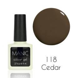 Гель-лак для ногтей MANIC №118