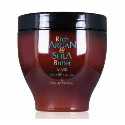 Маска с маслами Арганы и Ши Kleral System Rich Argan & Shea Butter Mask 500 ml