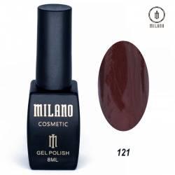 Гель-лак Milano №121