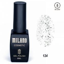 Гель-лак Milano №124