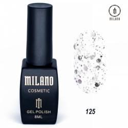 Гель-лак Milano №125