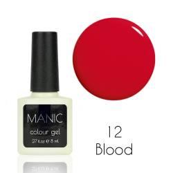 Гель-лак для ногтей MANIC №12