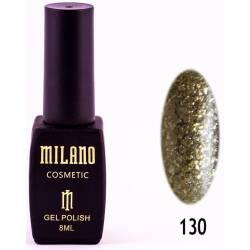 Гель-лак Milano №130