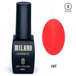 Гель-лак Milano №141