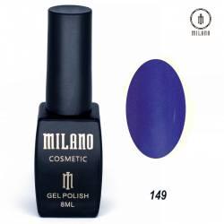Гель-лак Milano №149