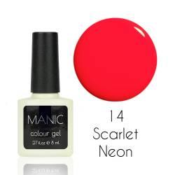 Гель-лак для ногтей MANIC №14