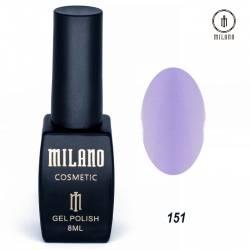 Гель-лак Milano №151