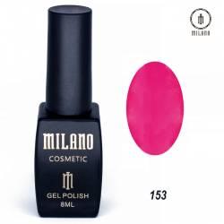 Гель-лак Milano №153