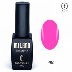 Гель-лак Milano №154