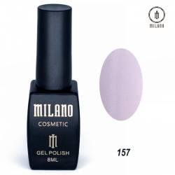Гель-лак Milano №157