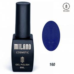 Гель-лак Milano №160