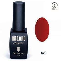 Гель-лак Milano №163