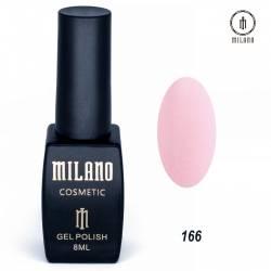 Гель-лак Milano №166
