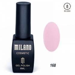 Гель-лак Milano №168