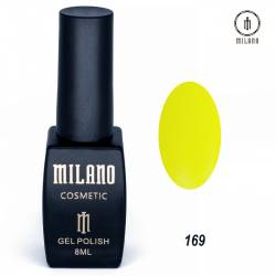 Гель-лак Milano №169